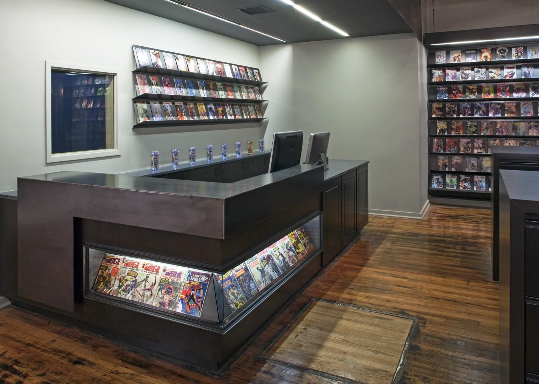 Legend Comics and Coffee