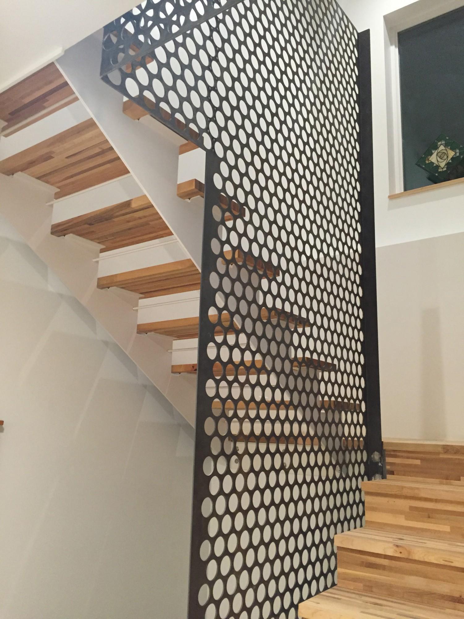 Zimmer Residence Stair